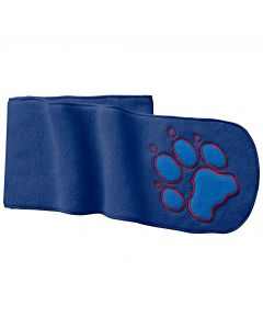 Szalik PAW SCARF KIDS royal blue