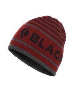 Czapka zimowa Black Diamond Brand Beanie red oxide/black