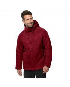 Męska kurtka zimowa TROPOSPHERE JACKET M dark lacquer red