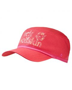 Kapelusz BRAND HAT GIRLS hibiscus red