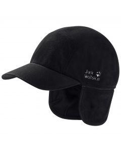 Czapka zimowa męska STORMLOCK BLIZZARD CAP black