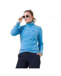 Bluza polarowa damska GECKO WOMEN misty blue