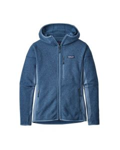 Polar Patagonia Performance Better Sweater Hoody woolly blue