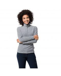 Bluza polarowa damska GECKO WOMEN slate grey