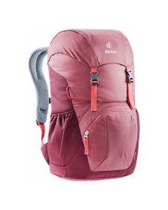 Plecak dziecięcy Deuter Junior cardinal/maron