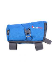 Torba rowerowa na ramę Acepac ROLL FUEL BAG M blue