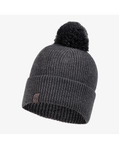 Czapka Buff Merino Wool Hat Tim grey
