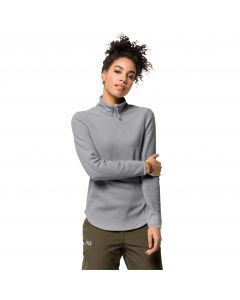Bluza polarowa damska ECHO WOMEN slate grey