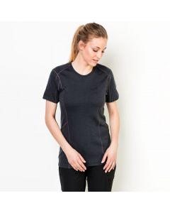 Koszulka ARCTIC T-SHIRT WOMEN ebony