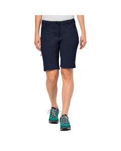 Spodenki ACTIVATE TRACK SHORTS WOMEN midnight blue