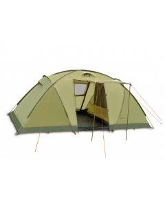 Namiot rodzinny Pinguin BASE CAMP green