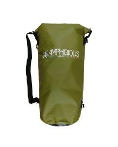 Worek wodoszczelny Amphibious Tube 60 L zielony