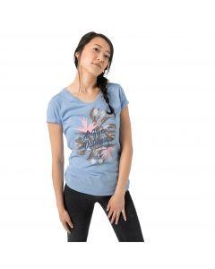 T-shirt damski AT HOME T W ice blue