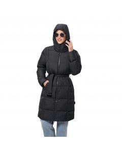 Płaszcz puchowy damski FROZEN LAKE COAT W Black