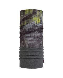 Zimowa chusta turystyczna Buff POLAR concrete grey