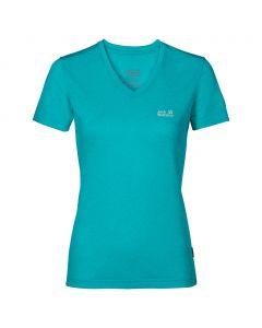 Damska koszulka CROSSTRAIL T WOMEN aquamarine