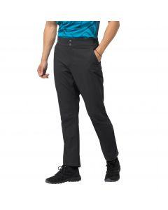Spodnie rowerowe męskie GRADIENT PANT M Black