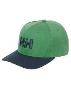 Czapka Helly Hansen Brand Cap pepper green
