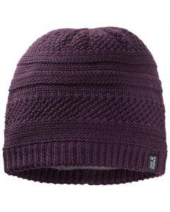 Czapka zimowa damska WHITE ROCK CAP WOMEN aubergine