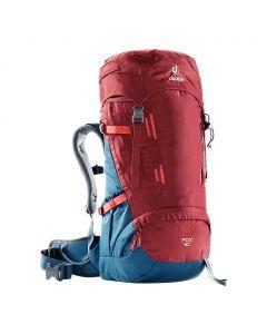 Plecak trekkingowy dla dzieci Deuter Fox 40 cranberry/steel