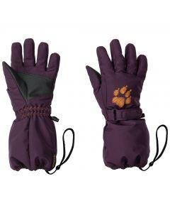 Rękawice dziecięe TEXAPORE GLOVE KIDS aubergine