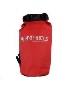 Worek wodoszczelny Amphibious Tube 5 L czerwony