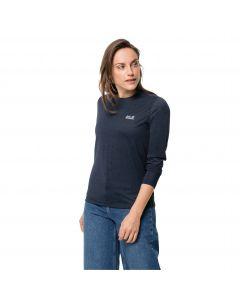 Koszulka z długim rękawem JWP LS T W Night Blue