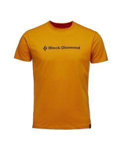 Męska koszulka T-shirt Black Diamond SS BRAND TEE ginger