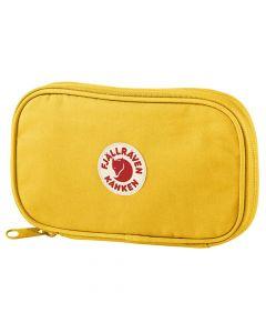 Portfel Fjallraven Kanken Travel Wallet warm yellow 141