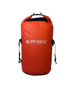 Worek wodoszczelny Amphibious Tube 40 L czerwony