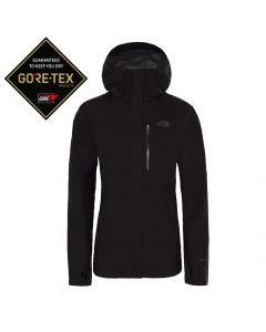 Kurtka przeciwdeszczowa The North Face Dryzzle Jacket black