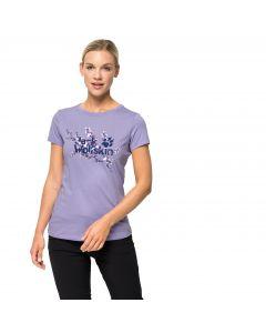 T-shirt damski LOGO T W true lavender