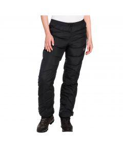 Spodnie puchowe damskie ATMOSPHERE PANTS WOMEN black