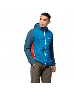 Kurtka polarowa CROSSING PEAK JKT M dark cobalt