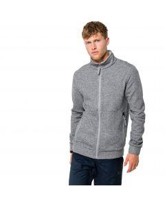 Polar męski FINLEY JACKET M slate grey