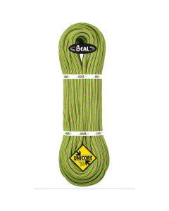 Lina wspinaczkowa DIABLO 50 m / 10,2 mm UNICORE green