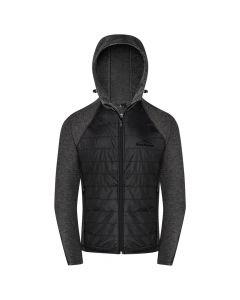 Męska bluza Fjord Nansen Hasvik Wind graphite melange/black