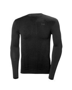 Koszulka LIFA SEAMLESS CREW MEN black
