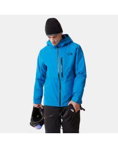 Męska kurtka narciarska The North Face Descendit hero blue