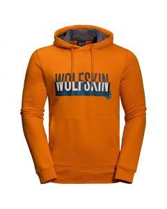 Bluza SLOGAN HOODY M desert orange