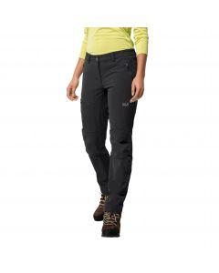 Spodnie damskie  ROCK TREK PANTS W black
