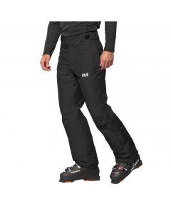 Męskie spodnie narciarskie POWDER MOUNTAIN PANTS M black