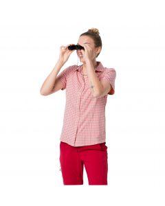 Koszula damska KEPLER SHIRT WOMEN blush pink checks