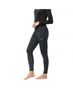 Damskie legginsy termoaktywne SKY RANGE TIGHTS W black