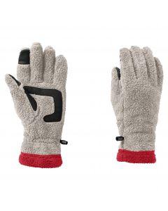 Rękawiczki polarowe CHILLY WALK GLOVE W Dusty Grey