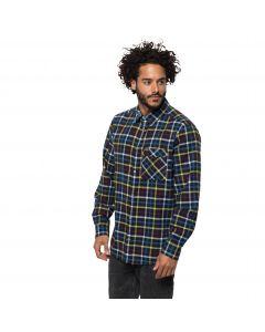 Męska koszula FRASER ISLAND SHIRT Night Blue Checks