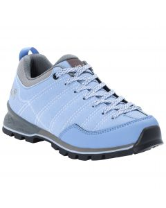 Buty trekkingowe damskie SCRAMBLER LOW W light blue / grey