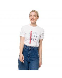 Koszulka damska MOUNTAIN T W White Rush