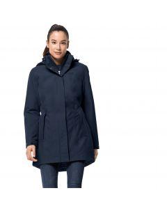 Płaszcz damski MADISON AVENUE COAT midnight blue