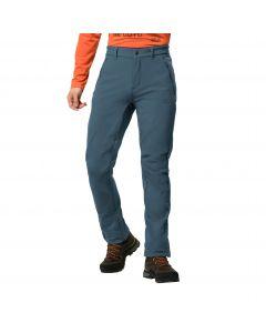 Softshelowe spodnie męskie ZENON SOFTSHELL PANTS MEN Orion Blue